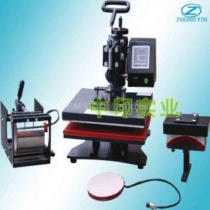 供应多功能服装烫画加工设备四合一印花机热转印机