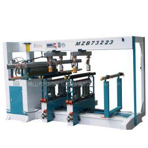 供应家具制造机械!木工机械排钻、三排钻