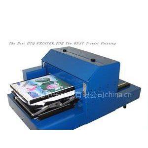 供应T恤打印快手 印特数码印花机