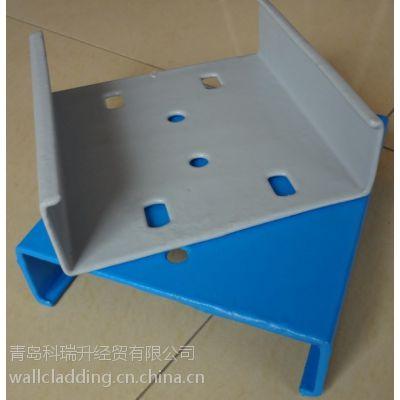 钢塑防腐檩条防腐建材防腐质保20年特别适合化工厂