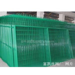 安平富凯供应焊接,带框护栏网片,框架护栏网-FK.CH