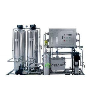 供应大河人家 血液透析室用水处理设备 双级反渗透设备