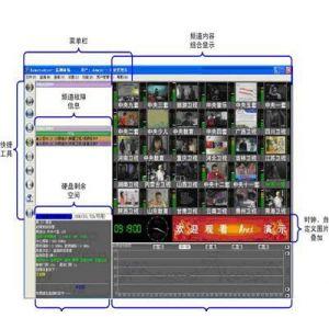 供应电视台播出监控系统方案