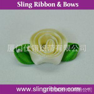 供应包装饰品、 蝴蝶结 、小花织带003