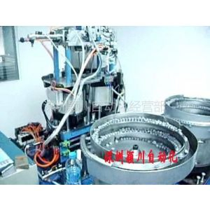 供应深圳颍川齿轮轴芯-自动组装机 电脑散热风扇轴芯自动组装机