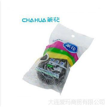 正品茶花 4514 钢丝球 清洁球 (2个装)0.04KG