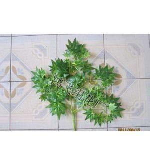 供应仿真绿枫,仿真树枝,仿真枫树叶,仿真树枝条,仿真植物,仿真花,绢花