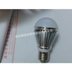 供应LED大功率球泡灯5W