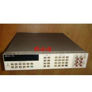 供应3458A,二手数字万用表,数字多用表