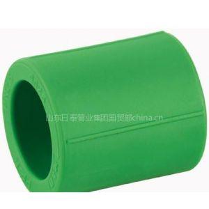 厂家供应 绿色ppr管古 家装用绿色ppr管古管件接头