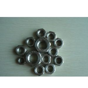 供应不锈钢904L.254SMO.1.4529.2507.C276.Monel400 六角螺母