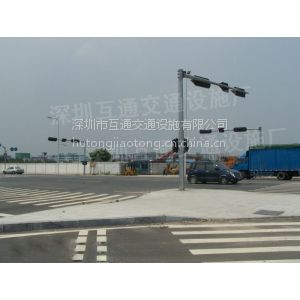 互通L型信号灯杆、炭素结构钢杆件、监控杆、信号灯杆厂家、信号灯杆价格、信号灯杆批发、东莞红绿灯