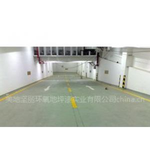 供应停車場綠色地坪漆|停車場地面|停車場耐磨地板|停車場防滑地板