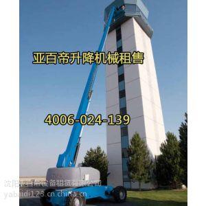 供应4006-024-139营口高空车出租 升降车出租 亚百帝(营口)幕墙清洗