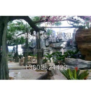 供应郑州生态园景观设计施工