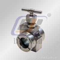 供应辽仪集团专业生产4020油流视镜/流量仪表水流视镜