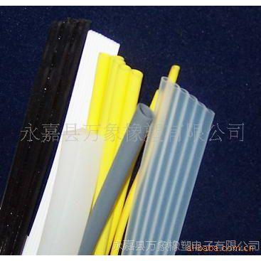 供应彩色硅橡胶管