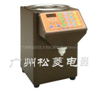 供应精准的电脑控制|果糖机|多组定量设定
