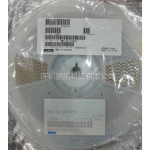 供应村田同轴连接器MM8130-2600RA2 同轴连接器