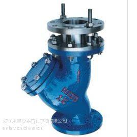供应Y型过滤器,Y型拉杆伸缩过滤器,温州优质过滤器