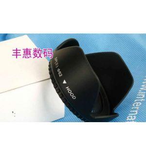 供应花瓣螺口镜头遮光罩52-58mm