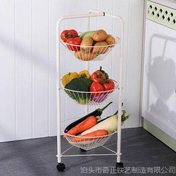 厂家直销   铁艺厨房用品   置物收纳整理架类