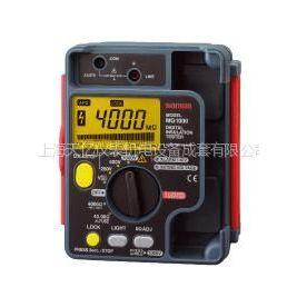 供应日本三和SANWA 进口1000V绝缘电阻测试仪 MG1000 质保3年