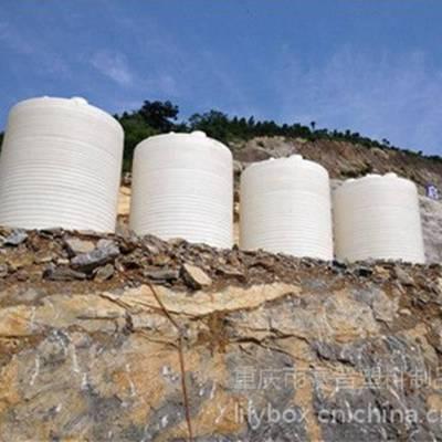 供应都匀 福泉 镇宁塑料水塔 塑料水罐价格 2吨PE水桶生产厂家