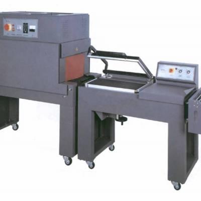 供应FQS-450连续式封切热收缩包装机 生产线热收缩机,济南封切热收缩机