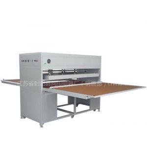 供应大型自动双工位气动热转印机烫画机1.2*1.8