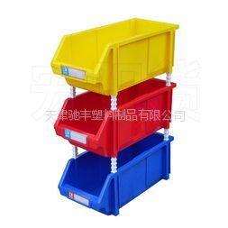 供应唐山塑料零件盒组立尺寸350*200*140mm、