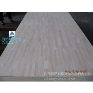 山东鲁丽木业橡胶木贴面多层板(家具刷漆板)