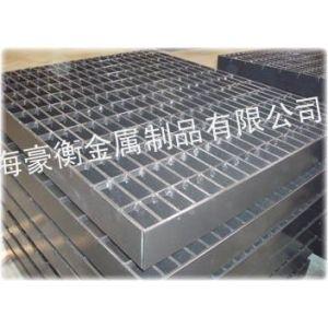 供应上海钢格栅 长方形钢格板 格栅板加工 价格