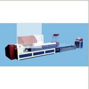供应SJ 系列水料挤出造粒机组/废旧塑料再生造粒机/塑料机械/塑料机械厂