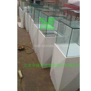 供应文物展柜、独立展柜、广告灯箱、点餐灯箱、标示标牌制作