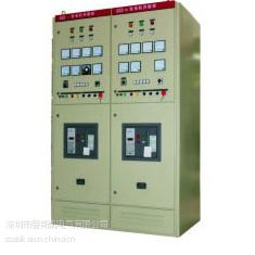 供应发电机组并机柜、柴油发电机组并机柜、并联柜、高压并机柜、自动触摸屏并联柜