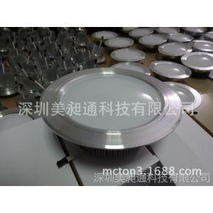 供应【款式多样】 LED筒灯12W 4寸 白光/暖光 进口品牌 欢迎咨询