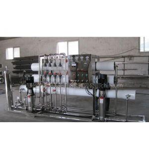 供应4t纯净水设备、4t水厂设备、4t反渗透设备|4t水厂纯水设备净水机净水器