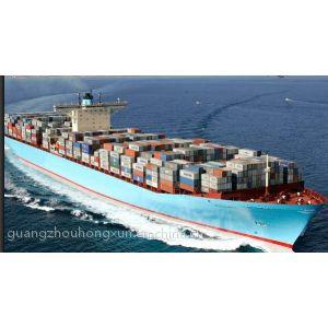 供应国际海运物流广州到马来西亚