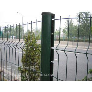 供应绿色防护网,公路围网,园林围栏网
