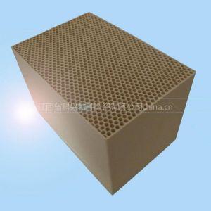 供应蓄热式加热炉用节能环保型蜂窝陶瓷蓄热体