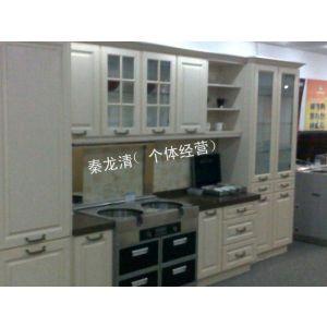 供应厨房装修效果图|整体橱柜效果|美大集成灶打造整体开放式厨房