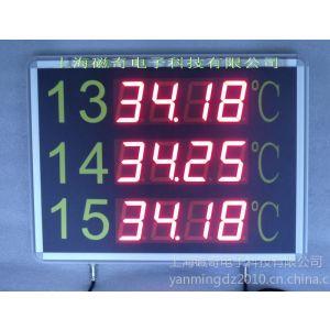 供应多通道数显温度计 带通讯数显温度计 温度表