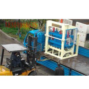 QT4-25型混凝土砌块成型机 液压砌块成型机厂家出厂价***低