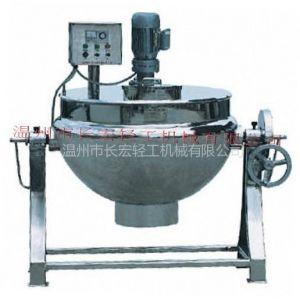 供应给力的服务电加热夹层锅 导热油夹层锅