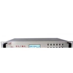 工厂全自动定时播放系统设备-智能广播仪 音乐电铃