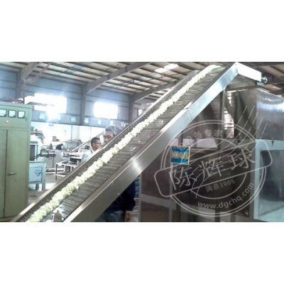 蒸粒式湿米粉生产线-陈辉球生产线自动化技术好