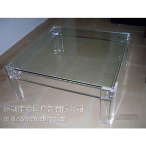 供应深圳观澜亚克力电视柜 亚克力茶几 亚克力柜子 亚克力箱子 亚克力桌子