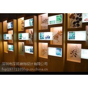 深圳展厅装修设计、福永企业文化展示设计、深圳展厅装修