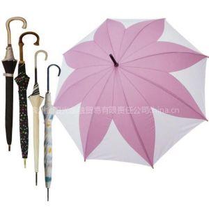 供应各式精美雨伞、直杆、弯杆雨伞